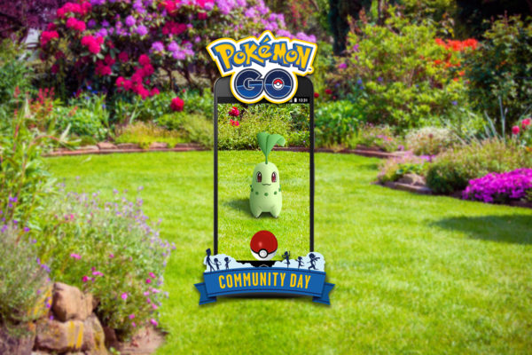 Chikorita community day