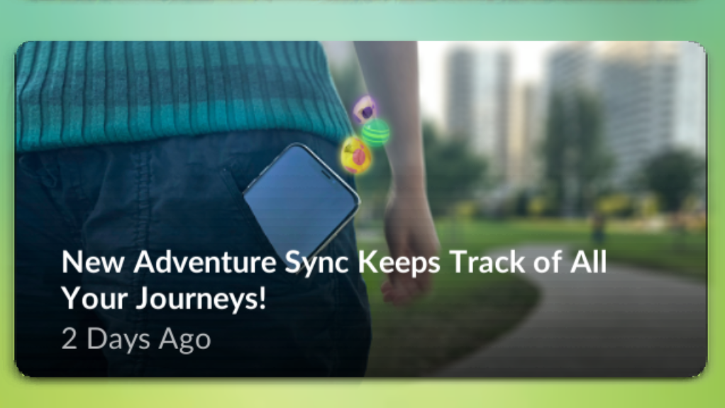 Adventure Sync
