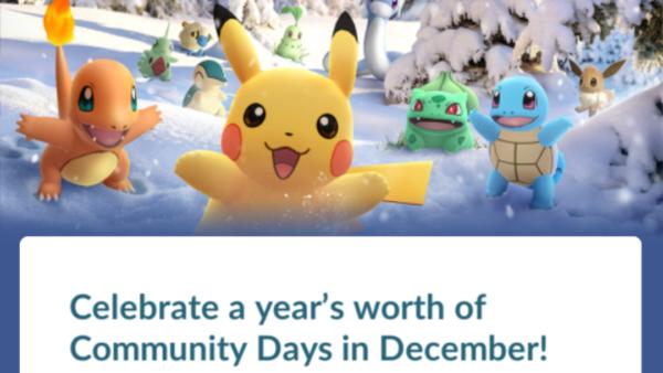 Næste Community Day bliver…en weekend!