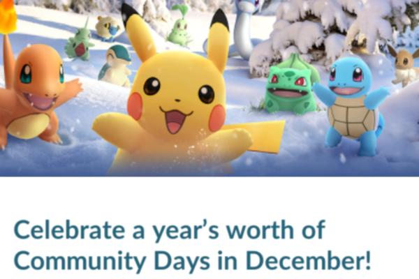 Årets Community Day starter snart