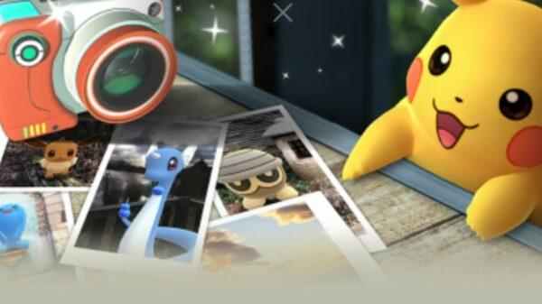 Nu kan vi snart tage billeder af alle vores Pokemon