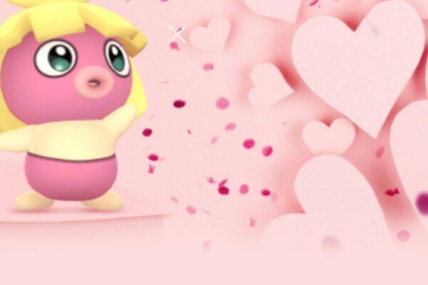 Opdateret: Lyserød valentines-fejring er i gang